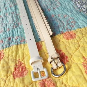 2 Target Belts Combo NEW